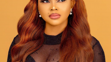 Photo of Troll shakes table with Mercy Aigbe on it, reveals how agent threw her out over house rent