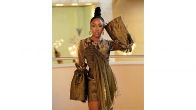 """Photo of Beverly Naya is all the """"golden girl"""" inspiration you need today"""