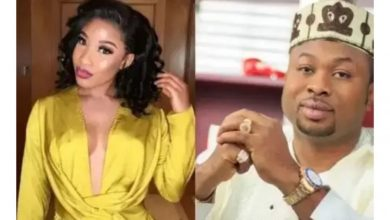 Photo of Tonto Dikeh's ex-husband drags her to court, demands N500m in damages (Dirty details)