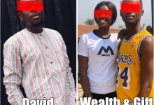 Photo of Drama as Delta Man Impregnates best friend's fiance