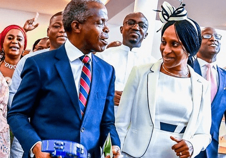 Osinbajo holds thanksgiving after helicopter crash