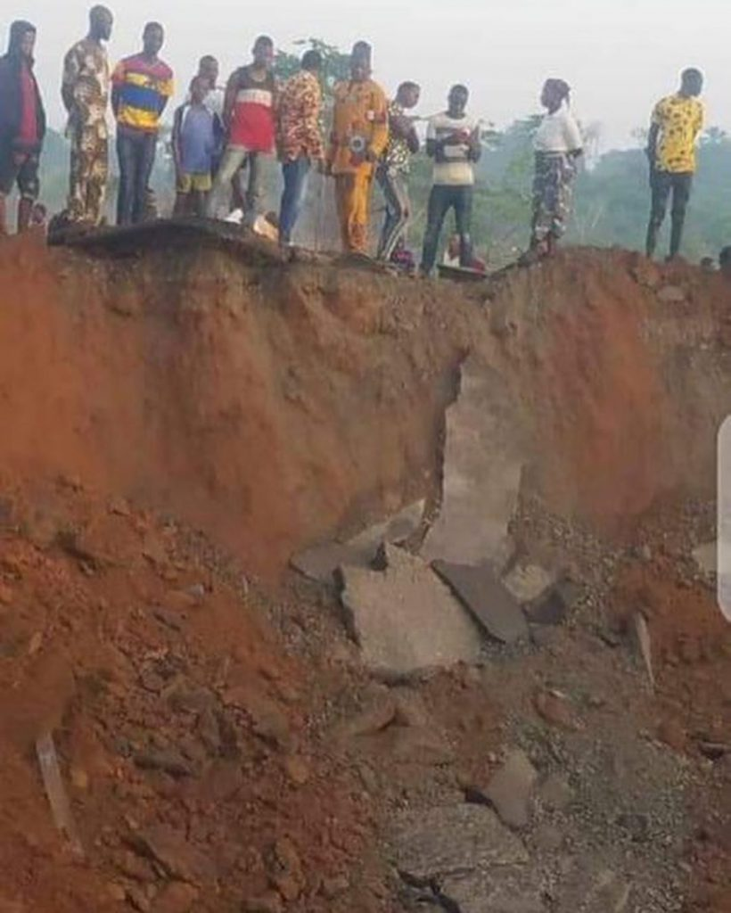 Massive Explosion Hits Akure; 100 Residential Buildings, School, Churches Destroyed