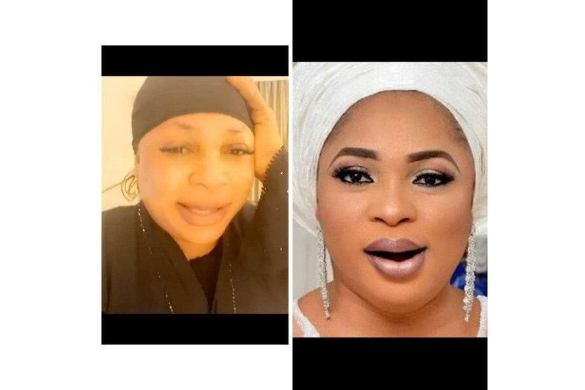 Kemi Afolabi talks about her husband