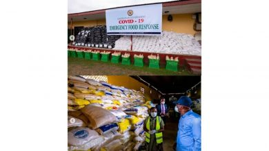 Photo of Lagos residents above 60 years to receive free rice, beans from Government.