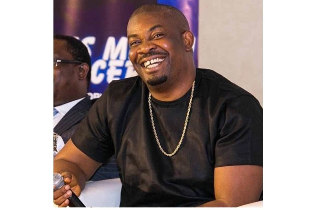 Don jazzy mocks Nigerian politician