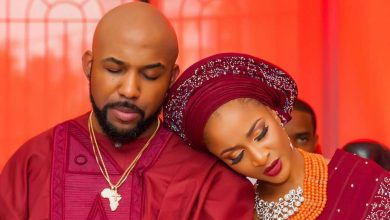 Photo of 'You are one of the best decisions i ever made' – Adesua hypes BankyW on their 3rd introversary