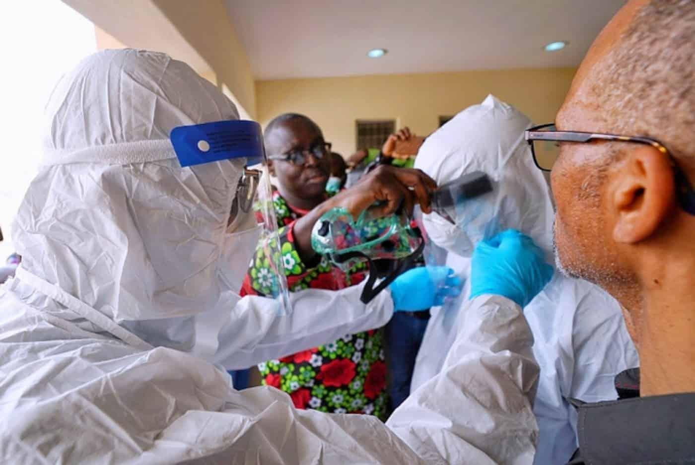 Coronavirus in Lagos