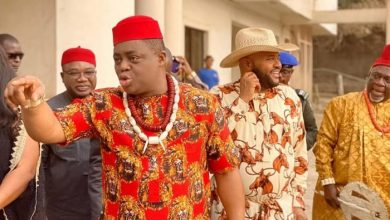 Photo of Femi Fani-Kayode turns actor as he makes first appearance in Nollywood