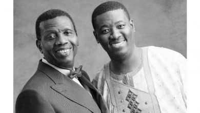 Photo of Adeboye wears same shoe for 12 weeks, reveals why