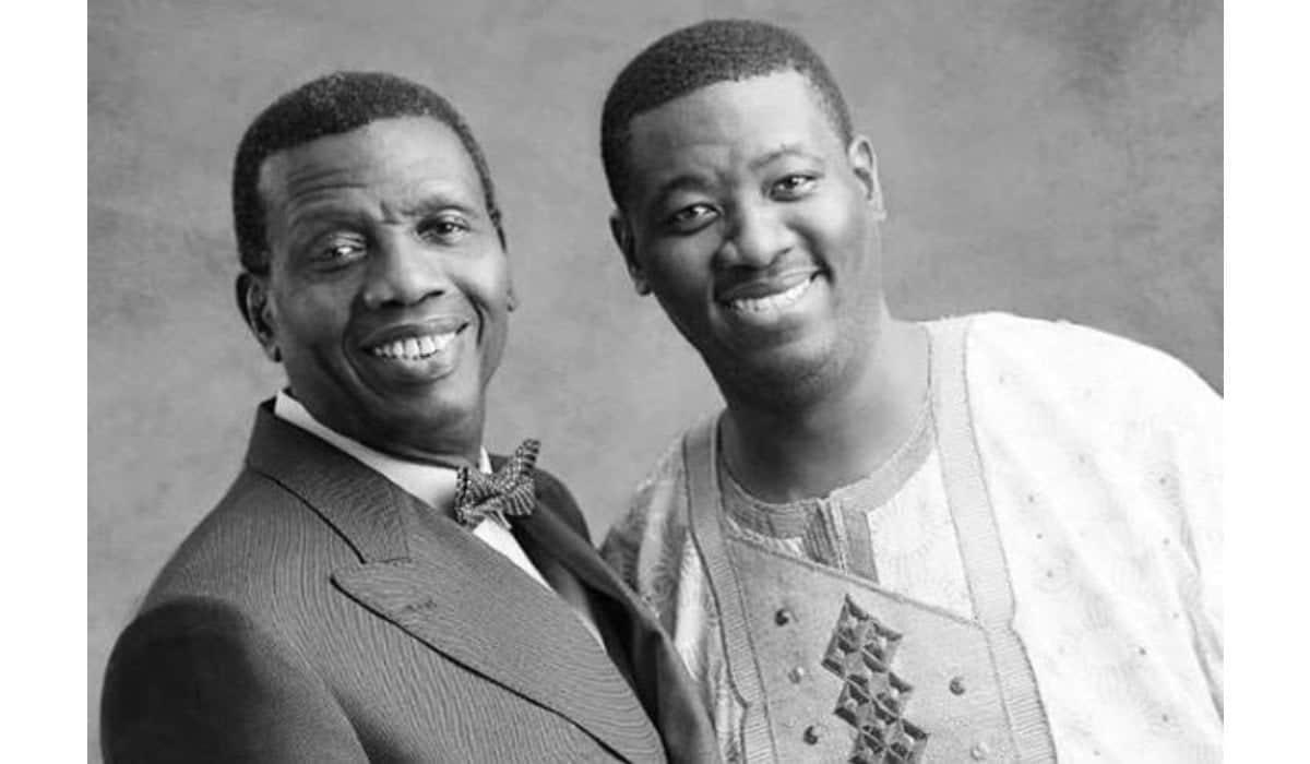 Pastor Adeboye's son and Marlians