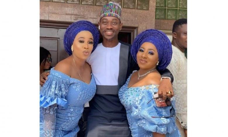 Kayode Adebayo's wedding