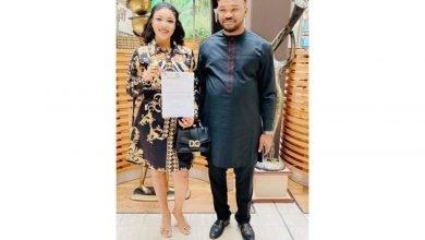 Photo of Actress Tonto Dikeh Bags New Ambassadorial Deal With Women Empowerment Save Nigeria Project