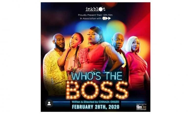 Who's The Boss review