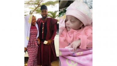 Photo of Actor Ibrahim Chatta welcome cute baby girl (Photo)