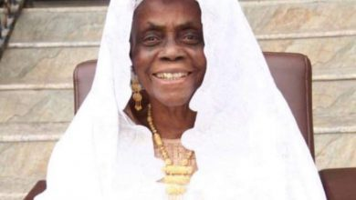 Photo of You were my husband's best friend – Wife of Gov Bello speaks on mother-in-laws death