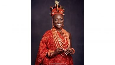 Photo of Actress Linda Osifo would make a beautiful Benin bride (photos, video)