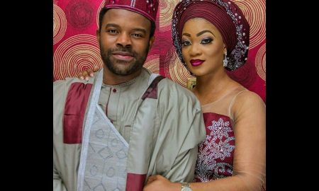 gabriel afolayan and wife