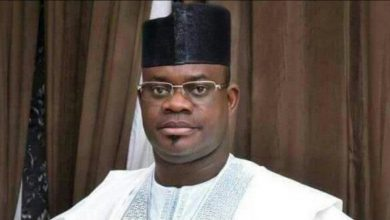 Photo of Gov. Bello reveals what would become of Covid-19 if it comes to Kogi State