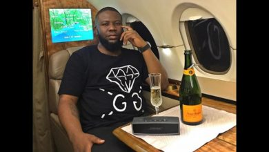Photo of Hushpuppi discloses he has three children with three different women