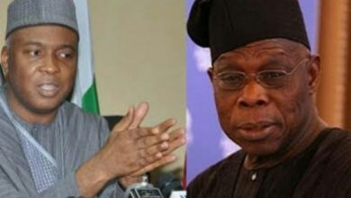 Photo of 83rd birthday: Saraki thanks Obasanjo for what he did to him at the beginning of his career