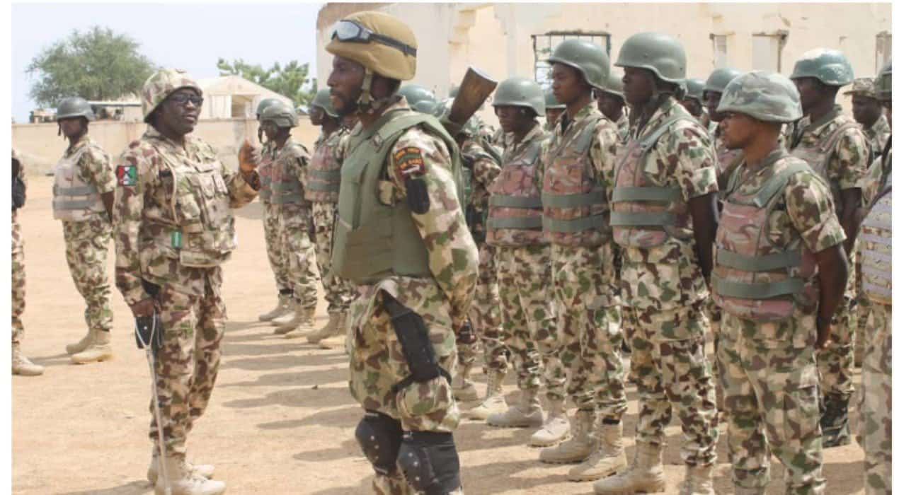 Nigerian army 2020 recruitment