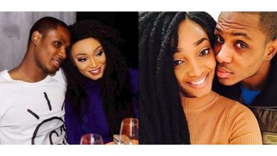 Photo of 'All of you are mad' – Ighalo's wife, Sonia replies those saying she left her husband