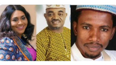 Photo of Emeka Rollas it shall not be well with you – Nigerians rain curses on AGN president after he defends Elisha Abbo