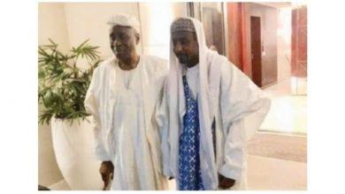 Photo of Oba of Lagos pays deposed emir Sanusi a visit (Photo)