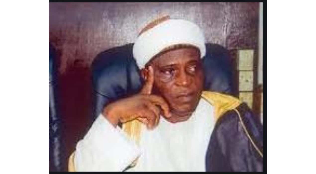 Justice Idris Abdullahi Haroon