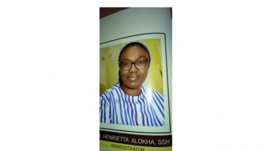 Photo of How School principal sacrificed her life to save her students in the Lagos pipeline explosion (photo)