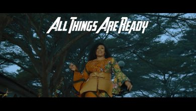 Photo of New Music & Lyrics: Sinach – All Things New