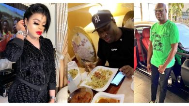 Photo of Bobrisky and Instagram big boy Mompha take their love story to another level (Video)