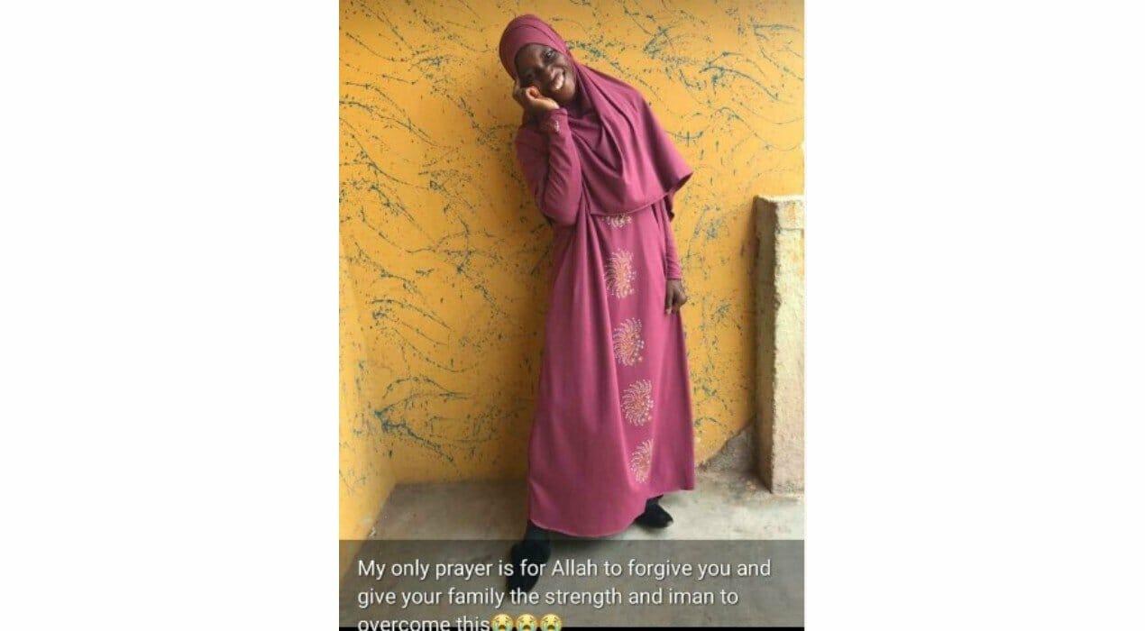Zainab commit suicide over JAMB