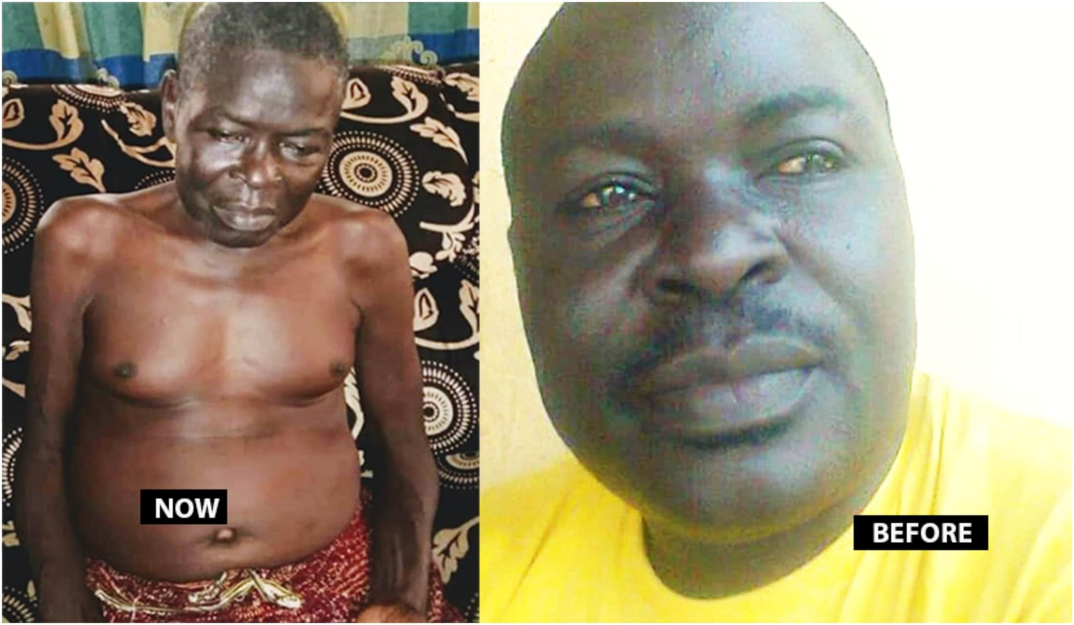 Akinpelu Akeem cries out for help