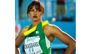 Blessing Okagbare talks about dating