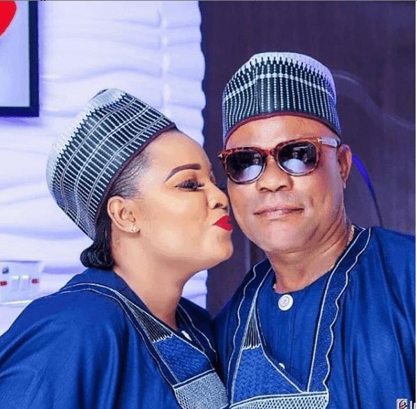 Bimbo Ogunnowo celebrates her dad