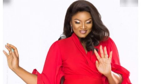 Omotola Jalade threatens to go for a party