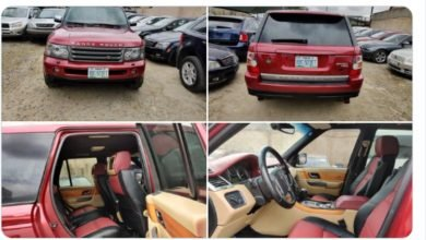 Photo of Ogba fire incident update: unknown Nigerian man elopes with a Range Rover car meant for sale  Details
