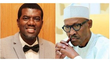 Photo of 'You are a locust and a perpetual beggar' – Reno Omokri blasts Buhari for doing this