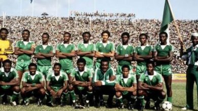 Photo of Shehu Sani shares historic moment from the 1980 AFCON final between Green Eagles and Algeria