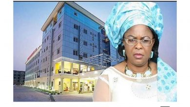 Photo of Patience Jonathan's N2bn worth Abuja hotel to become Isolation Center