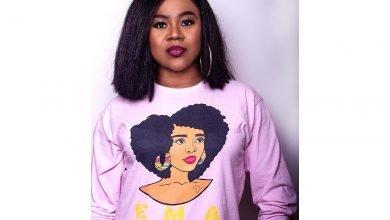 Photo of Stella Damasus shows off her two grown daughters for the first time
