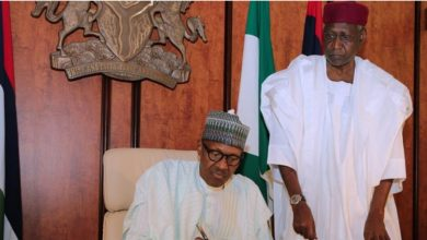 Photo of Abba Kyari was loyal to me for 42 years, he died at 67 – Buhari mourns