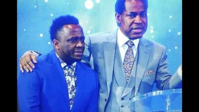 Photo of Our leaders are well-advised – Eben reacts to backlash received by Pastor Chris Oyakhilome over COVID-19
