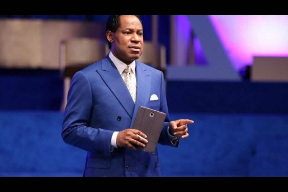 Chris Oyakhilome spiritual husband