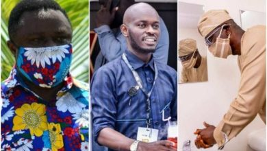 Photo of Governors have turned COVID-19 to fashion parade – Mr Jollof (Video)