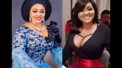 Photo of Mercy Aigbe shares hot photos, calls herself a housewife and a side chick