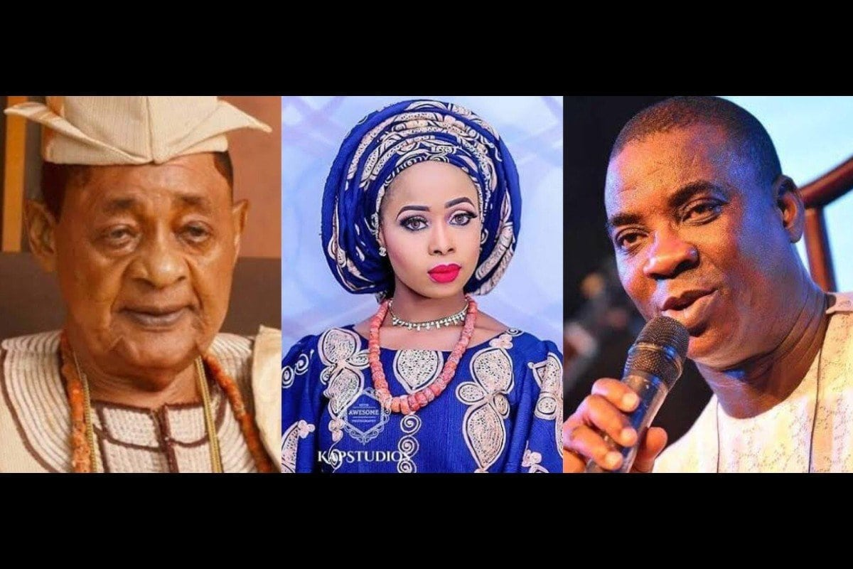 alaafin of oyo, kwam 1 and olori