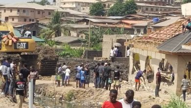 Photo of Kadaria Ahmed draws Sanwo-Olu's attention to ongoing demolition in Ogba (Photos)
