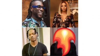 Photo of Popular activist, Aisha Yesufu drags Toke Makinwa, Burna Boy, others by the neck for mocking Nigerians | Video